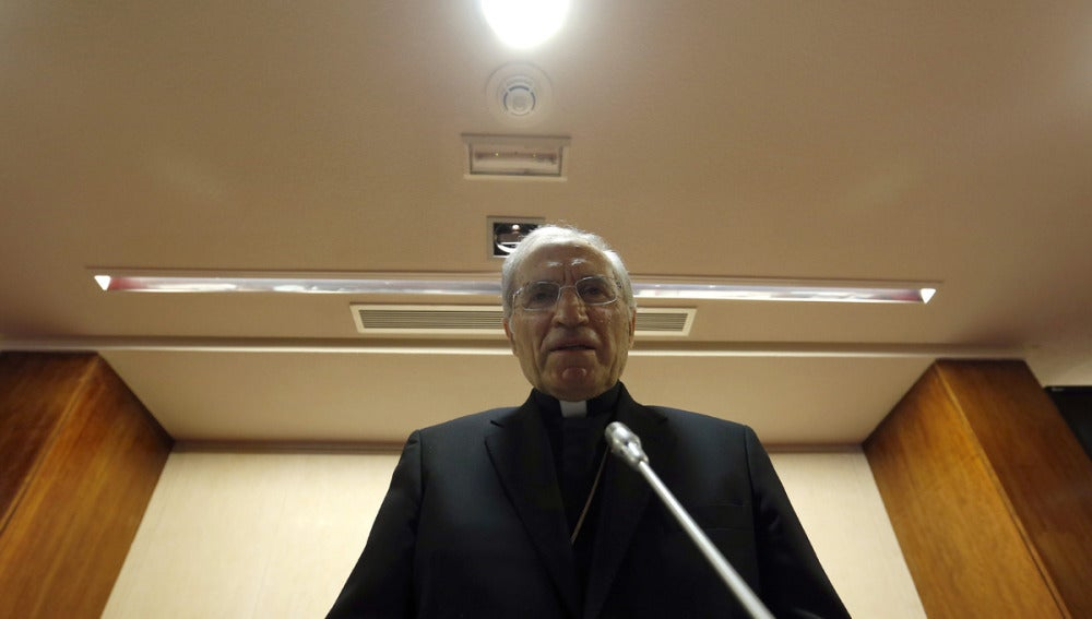 Rouco Varela, cardenal arzobispo de Madrid