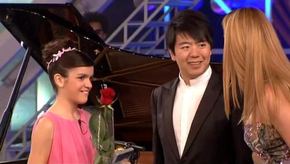El mejor pianista del mundo da una sorpresa a Amaia