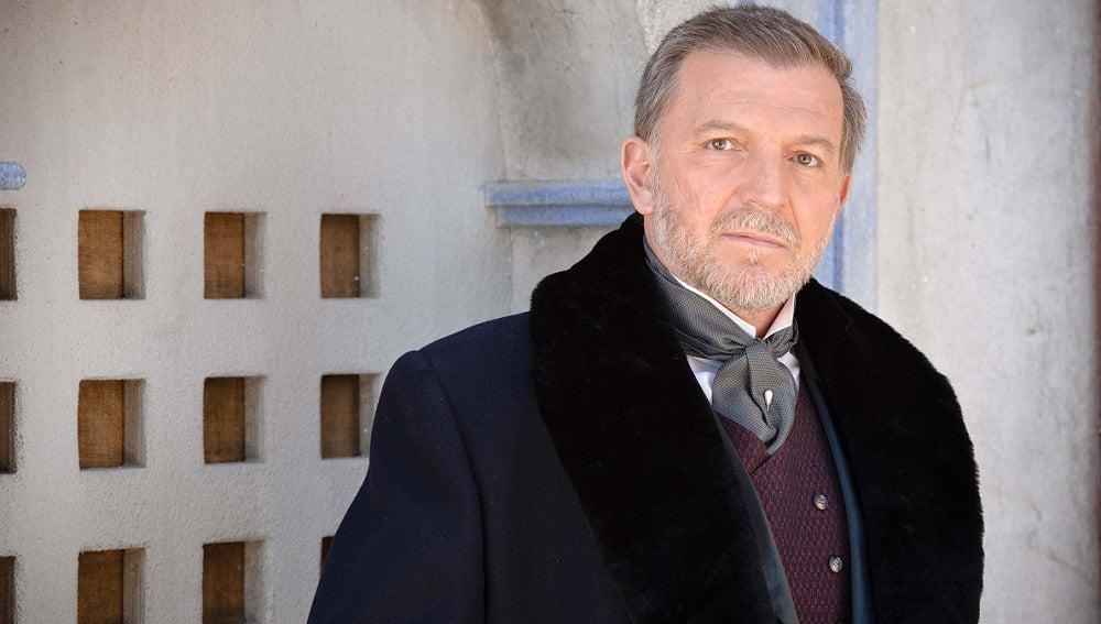 Jesús Ruyman es Eusebio Garmendia