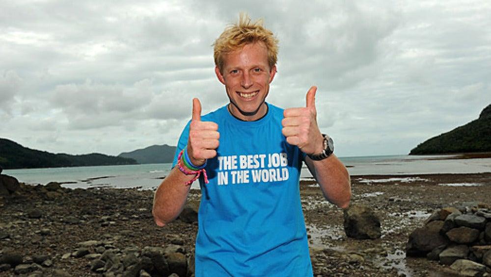 Ben Southall, el hombre con 'el mejor trabajo del mundo'