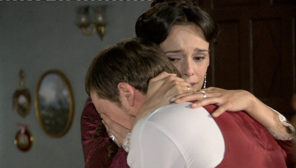 Pablo se derrumba con Elisa