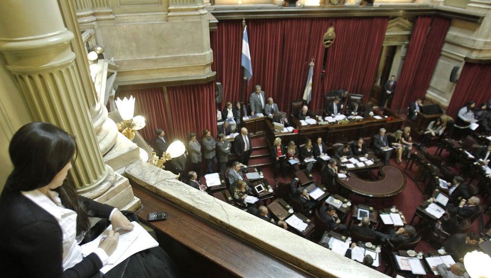 El Senado argentino aprueba la expropiación de YPF