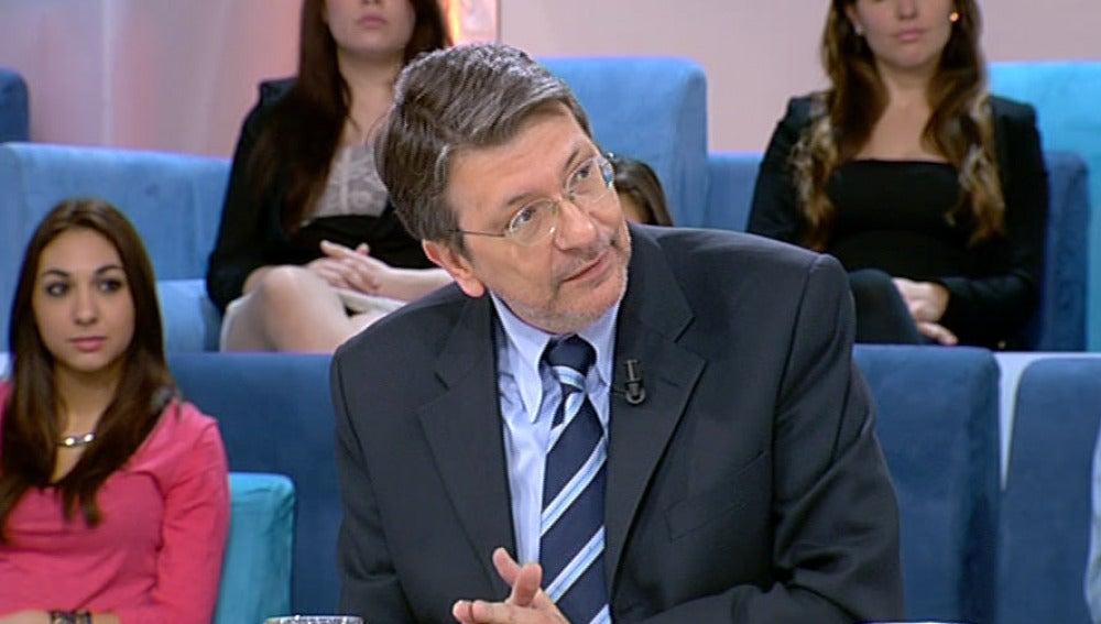 Ignacio Camacho, tertuliano de Espejo Público