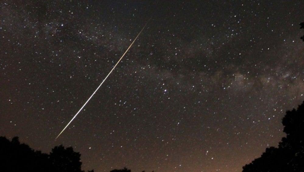 Meteorito que caído en California y Nevada