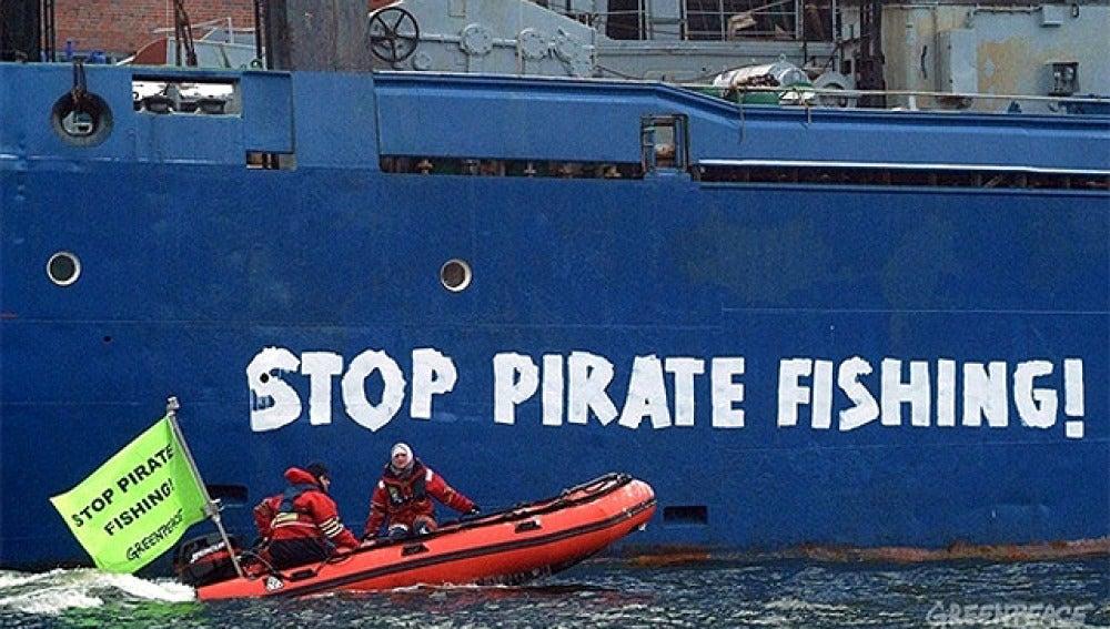 Greenpeace, a favor de la prensa tradicional
