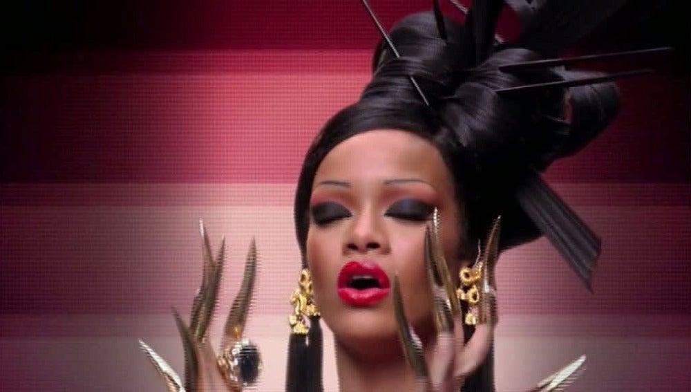 Rihanna, más mística que nunca