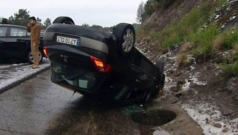 Un accidente en la carretera deja tres muertos