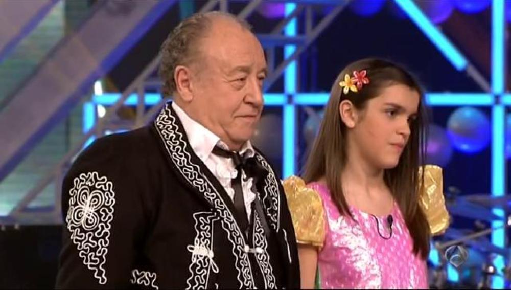 Alberto Pestaña y Amaia