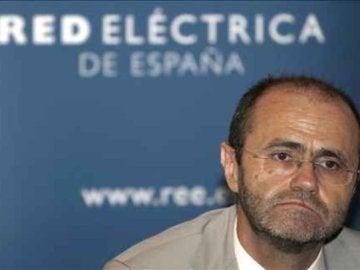 Luis Atienza, presidente de Red Eléctrica