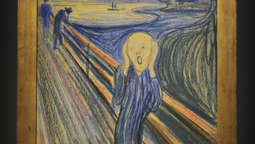 'El Grito' de Munch