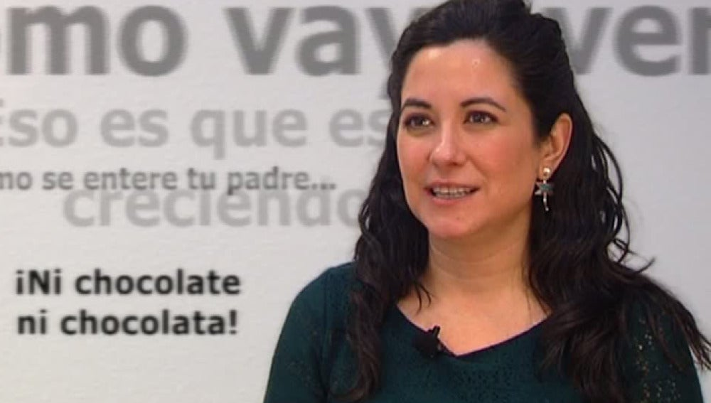 Amaya Ascunce, autora de 'Cómo no ser una drama mamá'