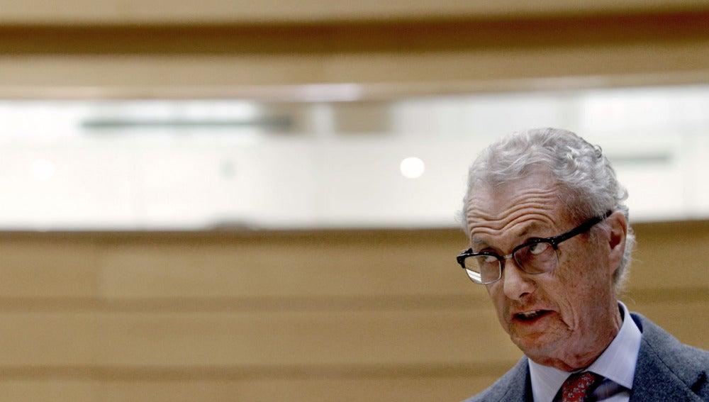 El ministro de Defensa, Pedro Morenés