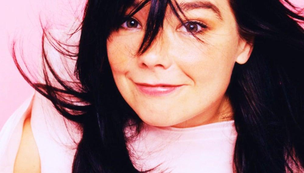Imagen de archivo de la cantante Björk.