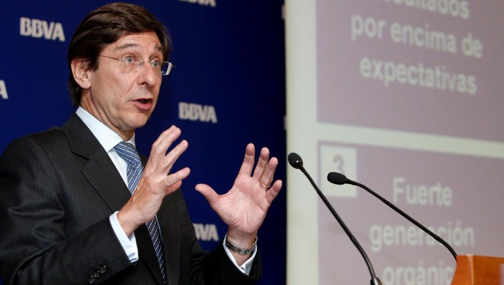 José Ignacio Goirigolzarri, nuevo presidente de Bankia