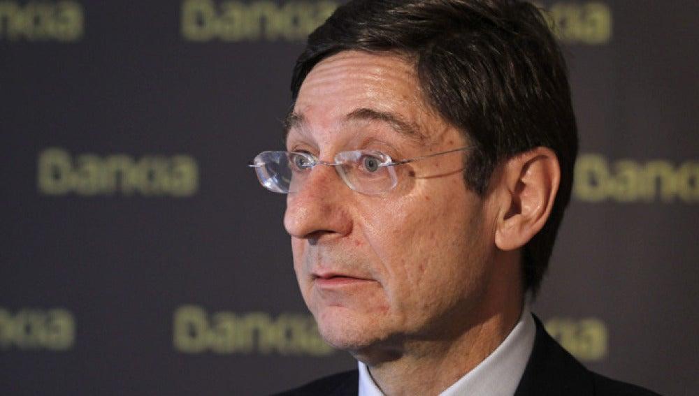 El nuevo presidente de Bankia, José Ignacio Goirigolzarri