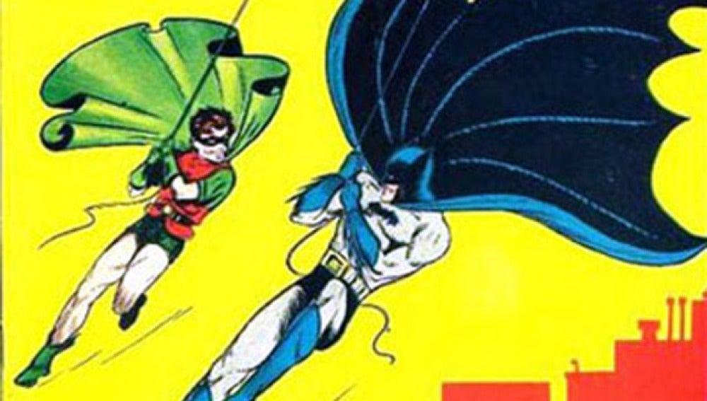 Primer ejemplar de Batman