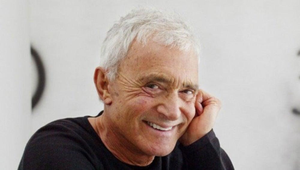 El conocido peluquero Vidal Sassoon