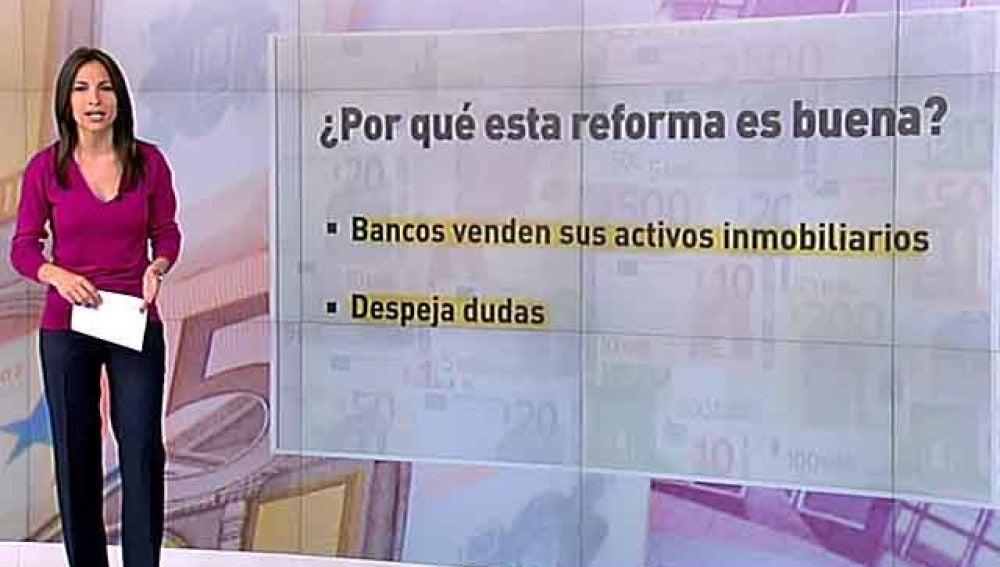 Sonsoles Moralejo - reforma financiera