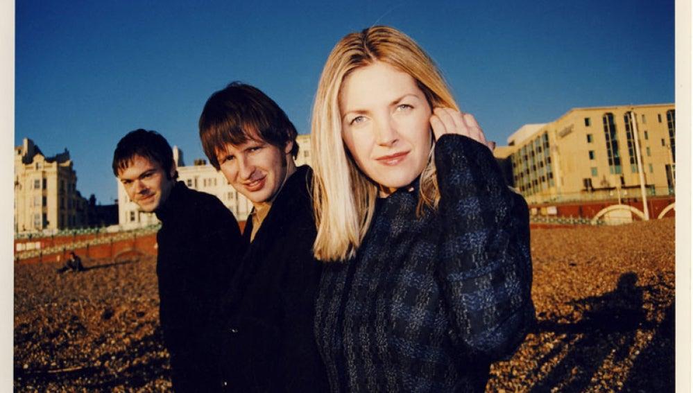 El trio Saint Etienne