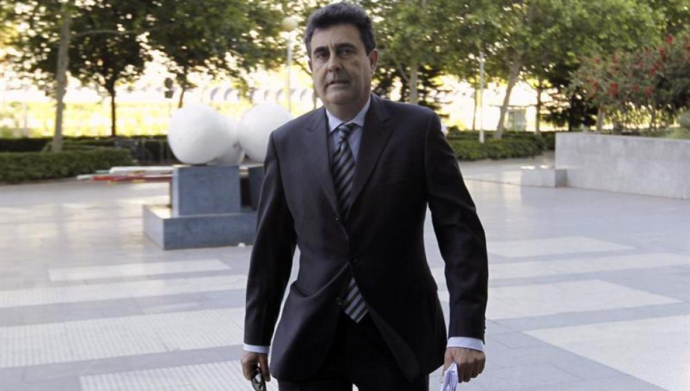 El secretario autonómico de Turismo de la Generalitat Valenciana , Luis Lobón.