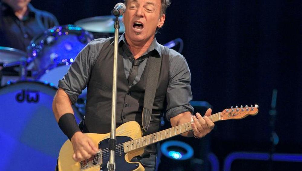 Bruce Springsteen en Sevilla