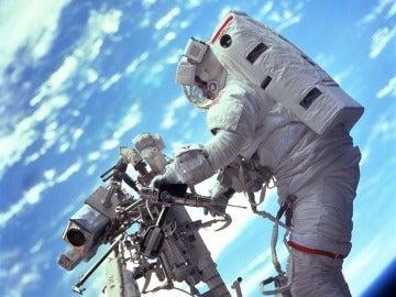 Imagen de un astronauta