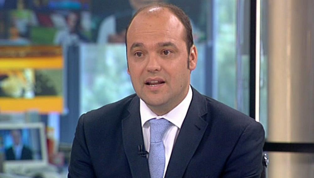 Carlos Díez, economista jefe en Intermoney