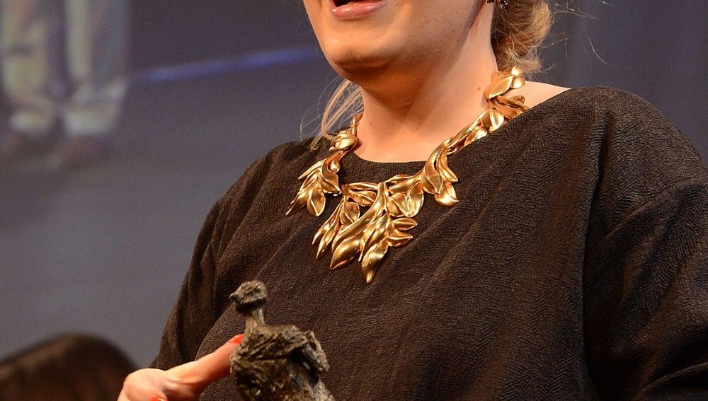 Adele gana dos premios Ivor