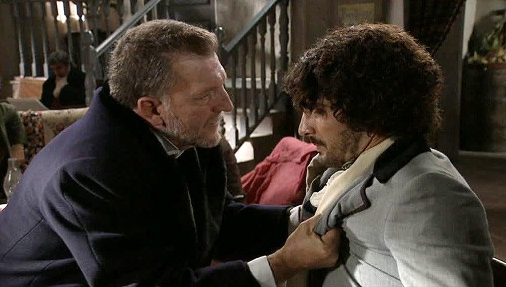 Jacobo pide a Eusebio que deje a su hijo libre