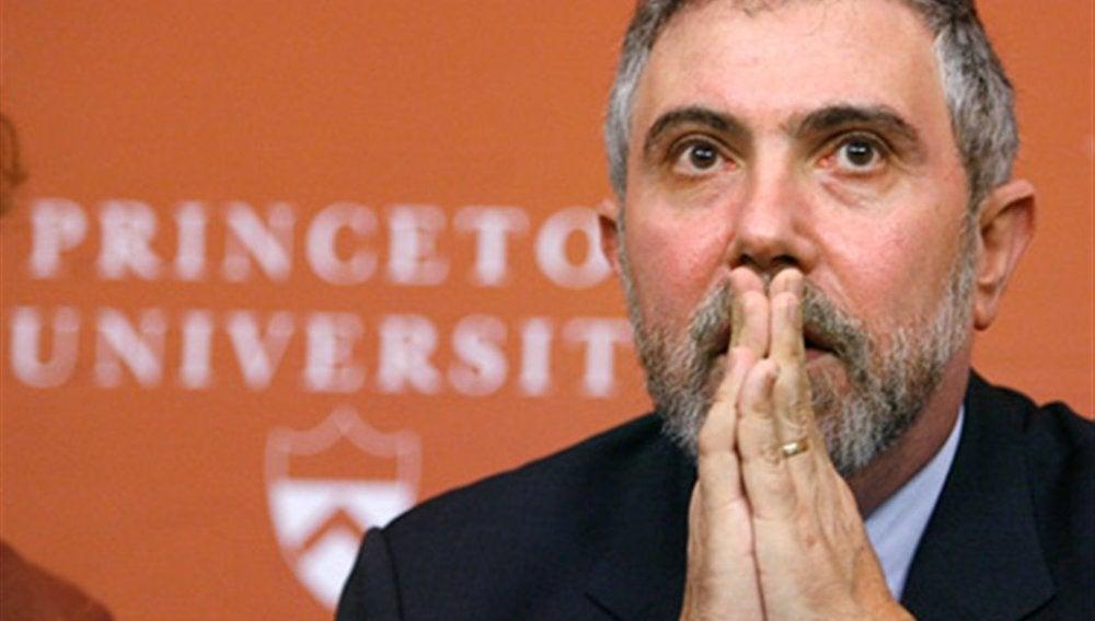El Premio Nobel de Economía Paul Krugman