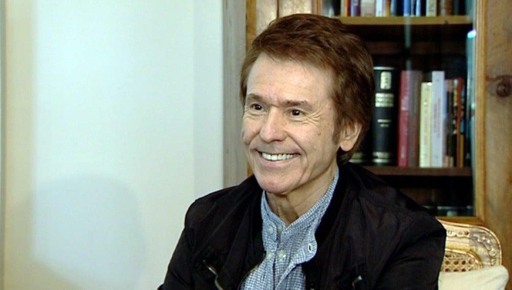 Raphael, en la entrevista con Javier Gallego
