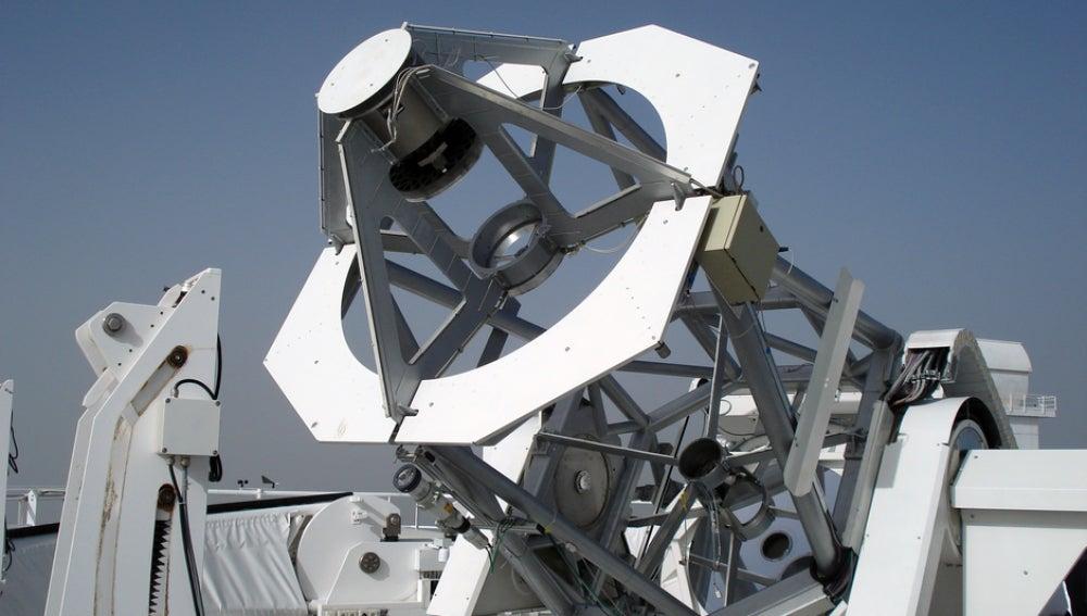 Telescopio solar Gregor