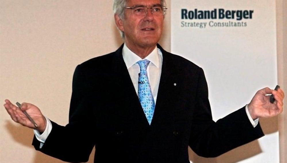Roland Berger, propietario de la consultora que evaluará a la banca española