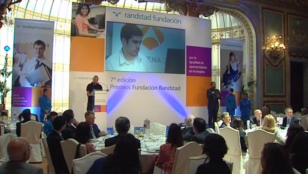 Antena 3, premio a la integración