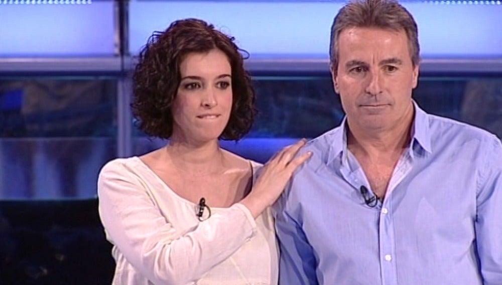 Blanca Romero en Atrapa un millón