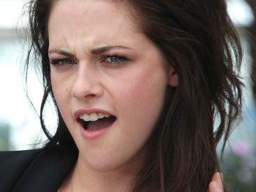 Kristen Stewart, con un divertido primer plano