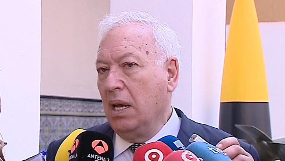 García-Margallo, ministro de Exteriores