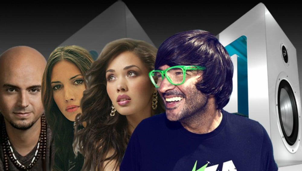 Sie7e, Wally López & Kreesha e India Martínez estarán el jueves en El Número Uno