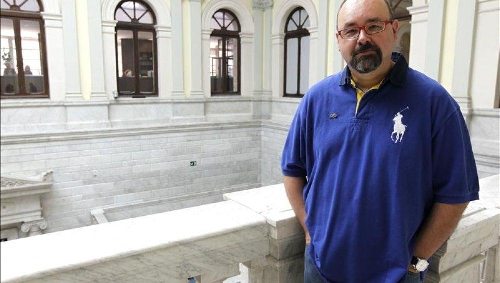 Carlos Ruiz Zafón, autor de 'El prisionero del cielo'