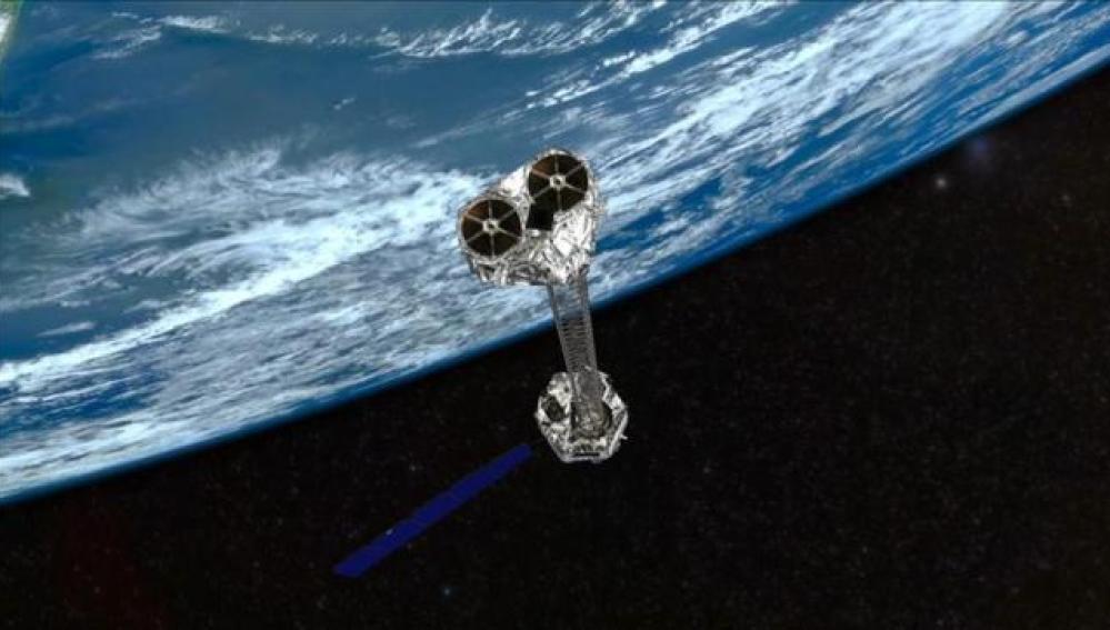 Nuevo telescopio de la NASA