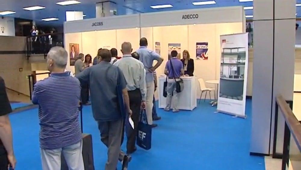 Feria de Empleo en Madrid