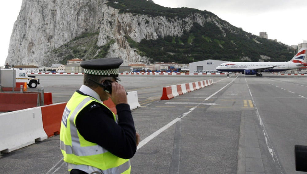 Agente en Gibraltar