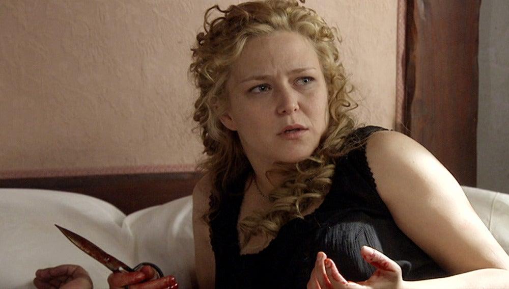 Clara mata a su marido