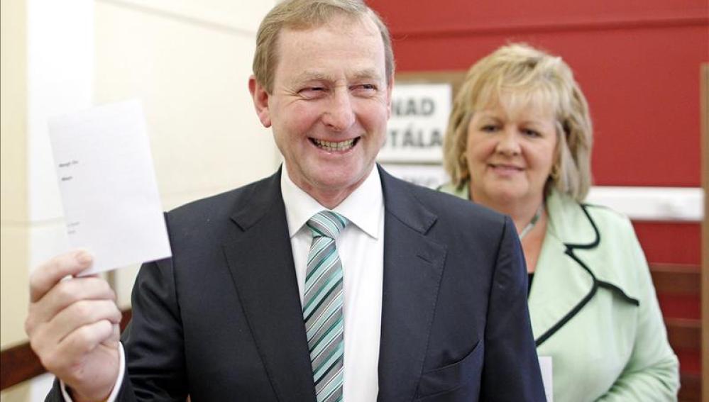 Irlanda ratificó en referéndum el pacto de estabilidad presupuestaria