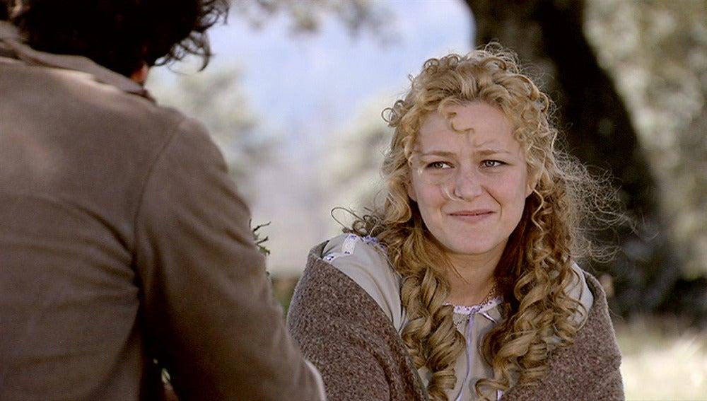 Clara encuentra consuelo en El Chato