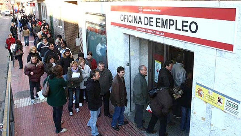 Oficina de empleo de la comunidad de Madrid