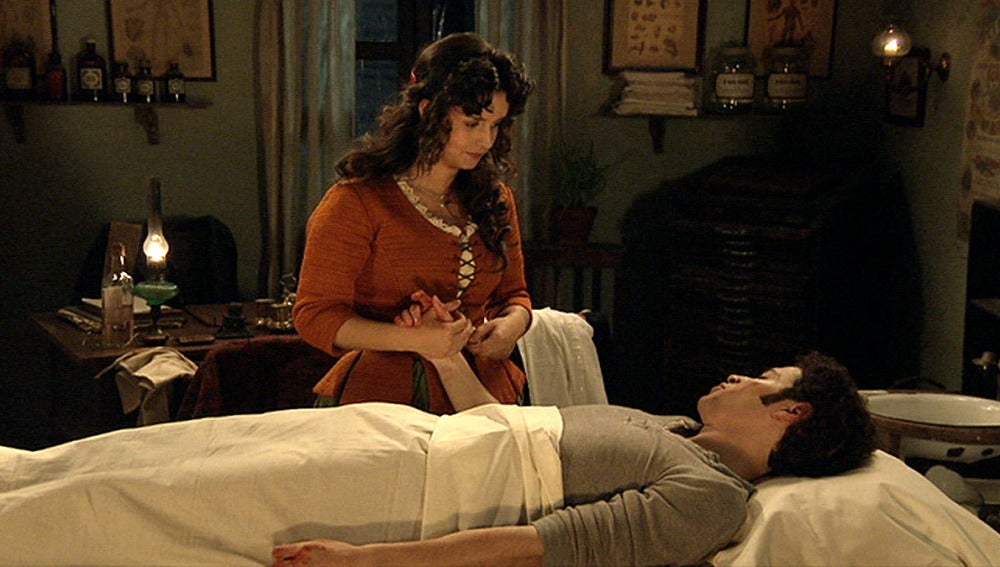 Pilar y Jairo reconcilian su amistad