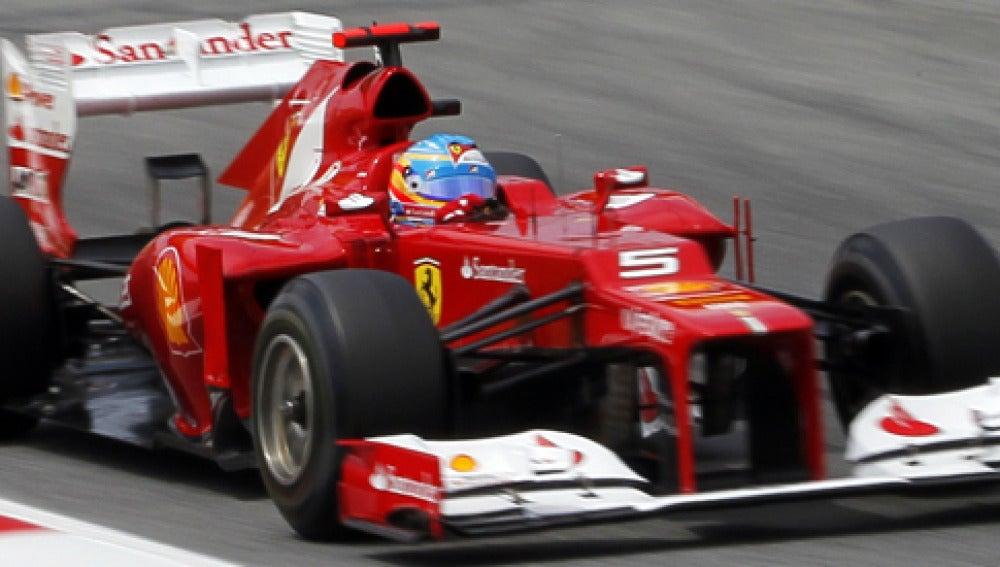 Superdestacado Ferrari Fórmula 1 genérico