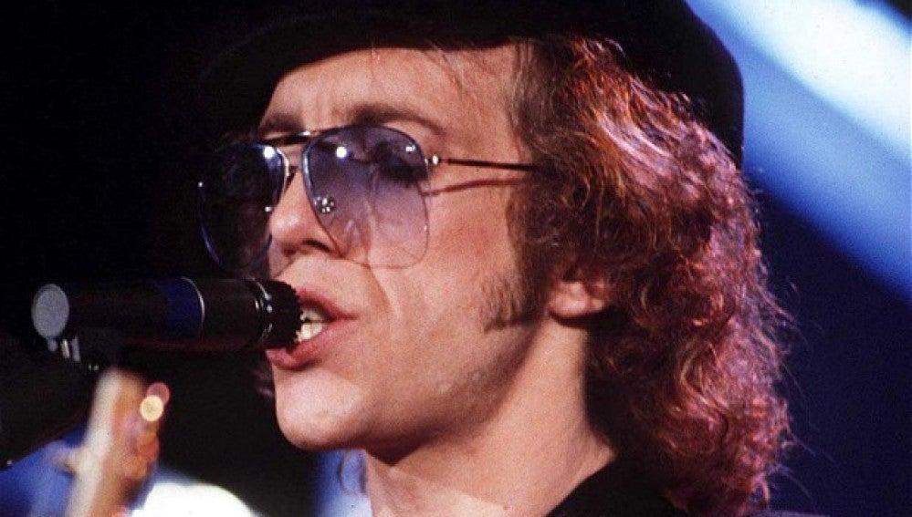 El cantante Bob Welch