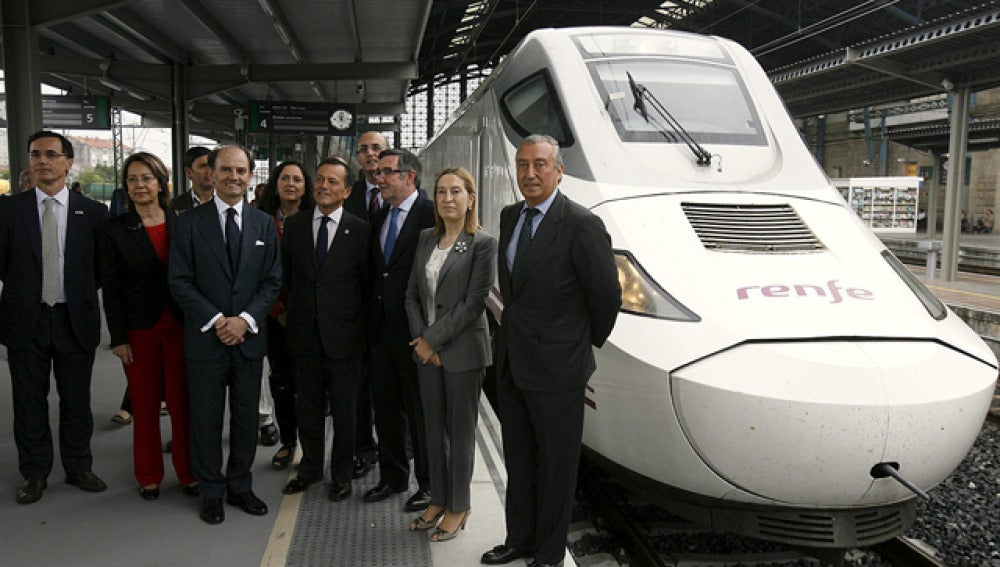 Nuevos trenes híbridos